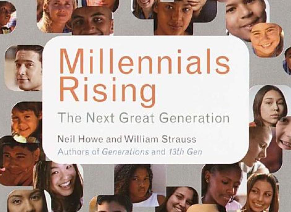 Millennials Rising PDF cover