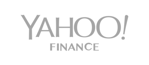 yahoo finance logo grey