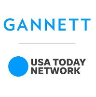 Gannett and USA Today Network logos