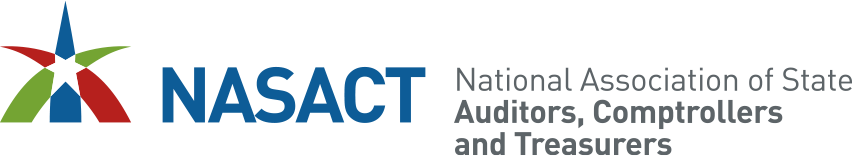 The National Association of State Auditors, Comptrollers and Treasurers logo