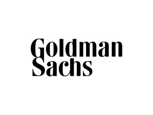 goldman sachs black logo